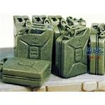 Modern UK 'Jerry Cans' Dated 1964 to 2004 (Qty-12
