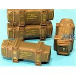 MILAN Missile Bulk Containers (Qty-4) *D*