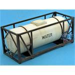 ISO 20 Foot Bulk Water Tank & Frame *D*