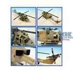 LYNX AH7 HELICOPER (TOW-GULF) *D*