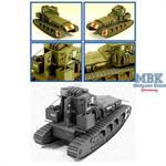 WHIPPET WW1 Fast Tank *D*