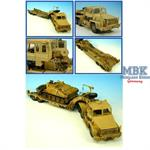 SCAMMELL COMMANDER Tank Transporter