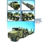 OSHKOSH UK HET M1070F + King GTS100/7 TRAILER