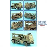 FODEN 6x6 Heavy Recovery Vehicle (Op' HERRICK)