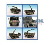 ALVIS Stalwart Mk-2 FV623 6x6 Artillery Limber