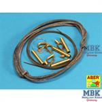 Tow cables & track cable w/ brackets