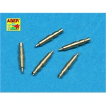 Set of 5 pcs. MG 34 for Tank Turret