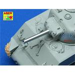 US 105mm Hwitzer M4 tank barrel Sherman M4A3