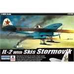 IL-2 Stormovik w/Skis