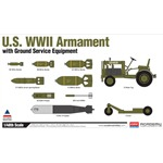 US WW2 Armament Set