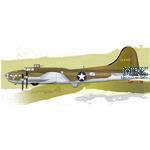 B-17E USAAF