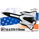 SR-71A & GTD-21 Drone