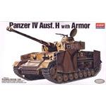 Panzer IV Ausf. H mit Schürzen