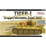 Tiger I - Gruppe Fehrmann, April 1945