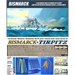 Bismarck mit Holzdeck, PE Teilen und Metallrohren
