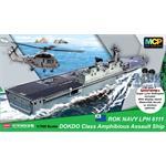 ROK Navy Dokdo (LPH 6111)