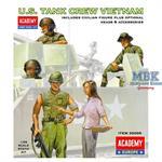 US Tank Crew Vietnam