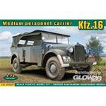 Kfz.16 uniform chassis medium vehicle