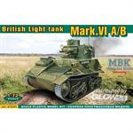 Brit. light tank Mark VI A/B