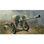 S.A:I Mle 1937 French 25mm anti-tank gun