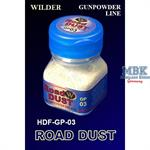Road Dust Pigments