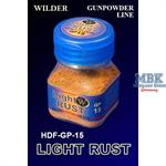 Light Rust Pigments
