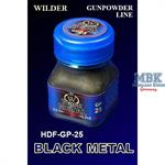 Black Metal Pigments