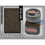 Dark Russian Earth, Stony Texturing