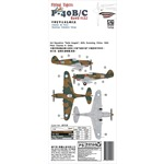 Flying Tigers P40B/C Hawk-81A2 1:144