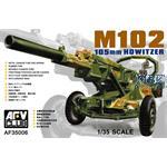 M-102 105mm Howitzer