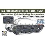 M4A3E8 HVSS Suspension