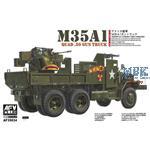 M35 A1 US Quad .50 Gun Truck