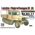 leichter Zugkraftwagen 3t. späte Ausf. - Sd.Kfz. 1