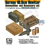 LeFH18 Howitzer Ammunition & Accessory Set