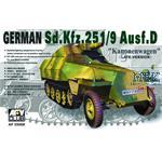 Sd.Kfz. 251/9 Ausf. D \