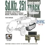 Sd.Kfz.251 Workable Rubber Pad Tracks
