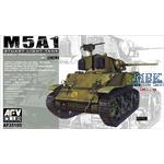 M5A1 Stuart light Tank (early)