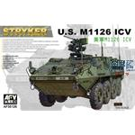 Stryker M1126 Infantry Carrier