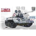 T-34/76 1942/43 No.183 w/ full Interior