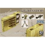 Sd.Kfz. 164 Nashorn Detail Up Set