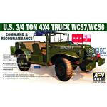 US  3/4 ton Command Car