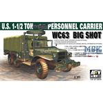 US 1.5ton Personnel Carrier