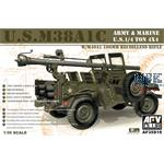 US M38A 1C mit 106mm