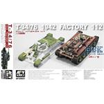 T-34/76 1942 Factory 112 Full Interior Kit