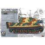 German Sturmtiger early