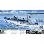 Jap. Navy Submarine I-27 W/A-Target