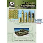 UK 95mm Howitzer Ammo
