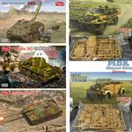 Sturmmörser/Jagdpanzer/Panzer 38D Specialpackage