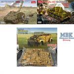 Sturmmörser/Panzer 38D Specialpackage