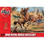 WW1 Royal Horse Artillery